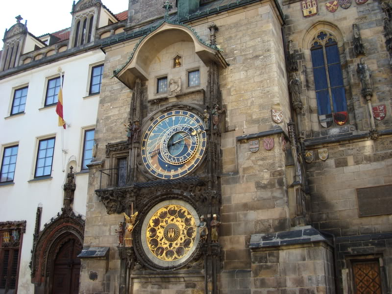 orloj1 Orloj   Astronomical Clock in Prague