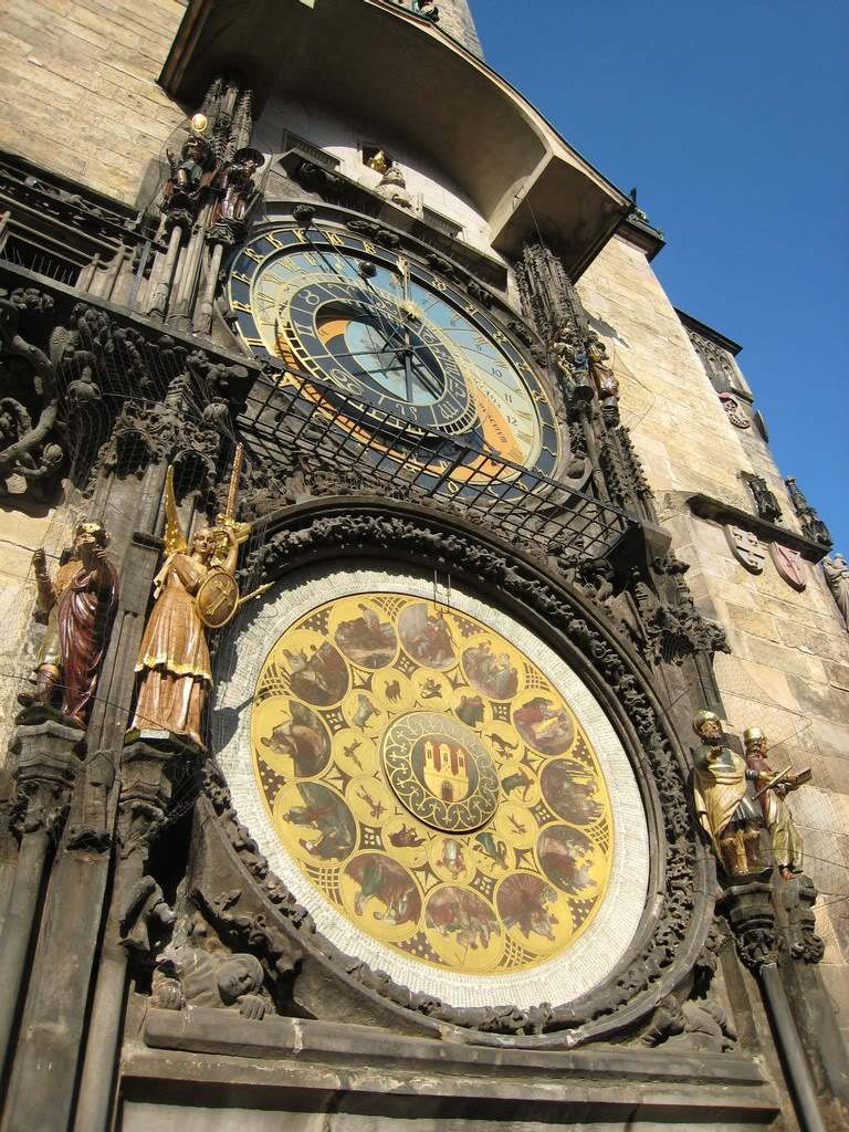 orloj5 Orloj   Astronomical Clock in Prague