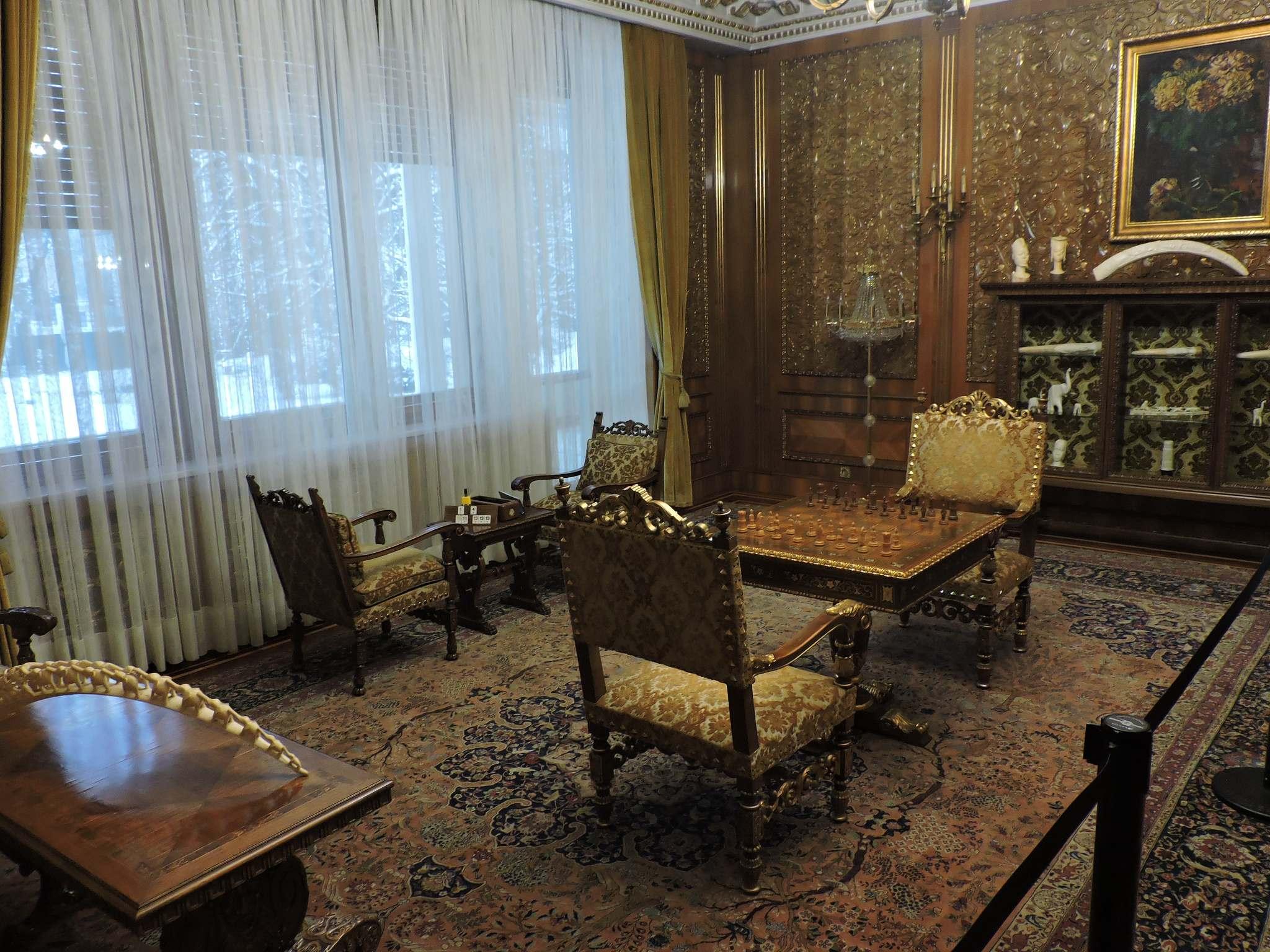 palatul primaverii Palatul Primaverii aka Spring Palace of Ceausescu