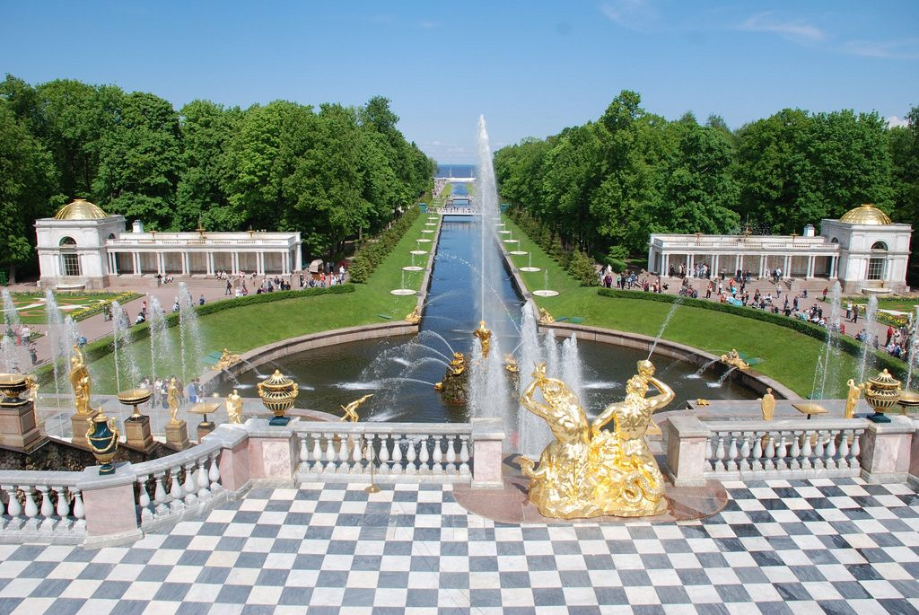 peterhof Peterhof   The Russian Versailles