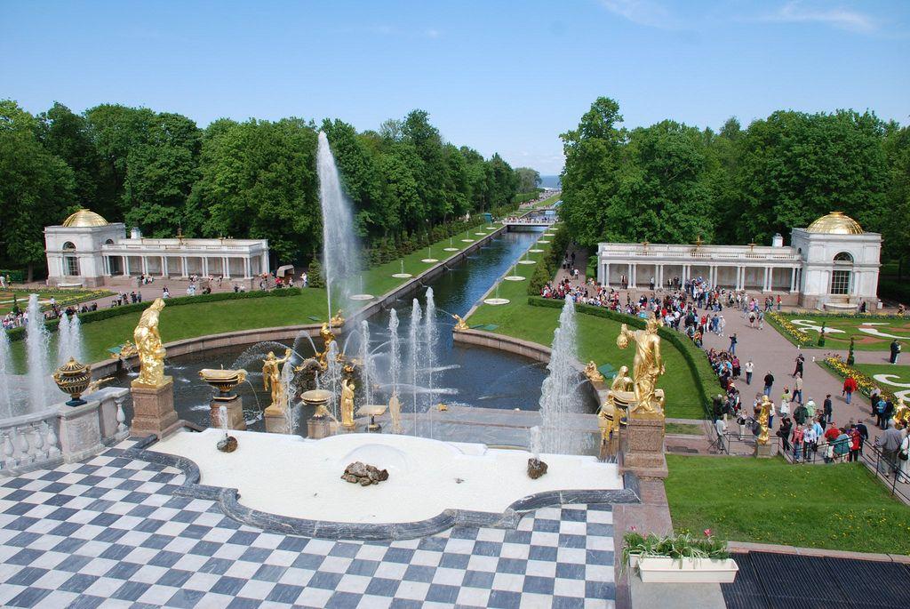 peterhof12 Peterhof   The Russian Versailles