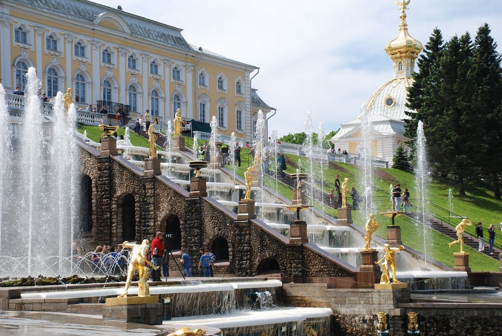 peterhof2 Peterhof   The Russian Versailles