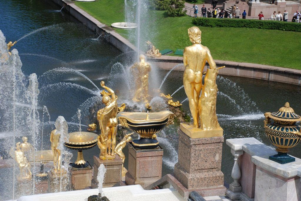peterhof5 Peterhof   The Russian Versailles