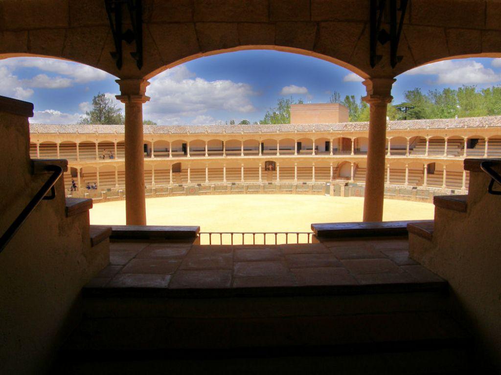 plaza de toros2 Plaza de Toros de Ronda