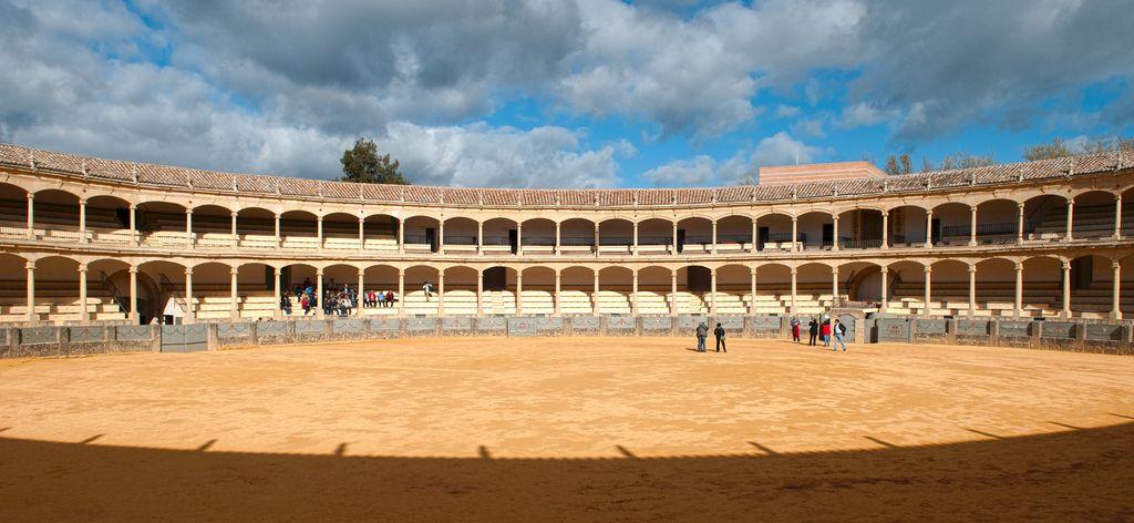 plaza de toros3 Plaza de Toros de Ronda