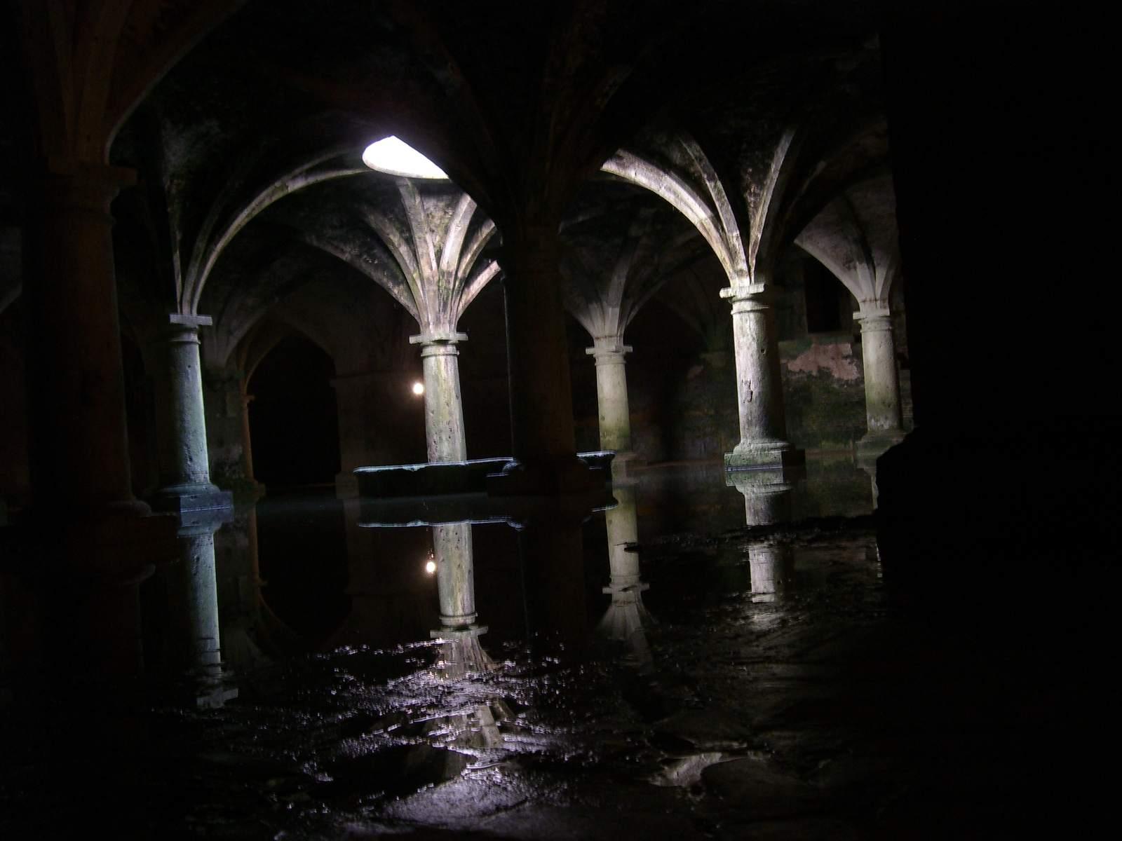 el jadida1 Portuguese El Jadida Cistern, Morocco