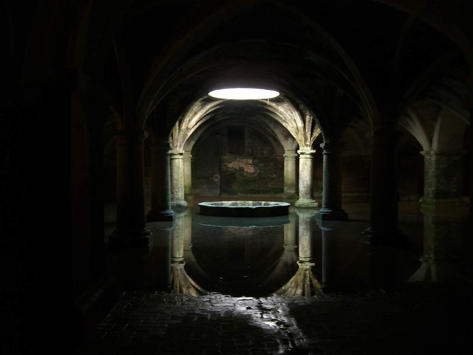 el jadida2 Portuguese El Jadida Cistern, Morocco