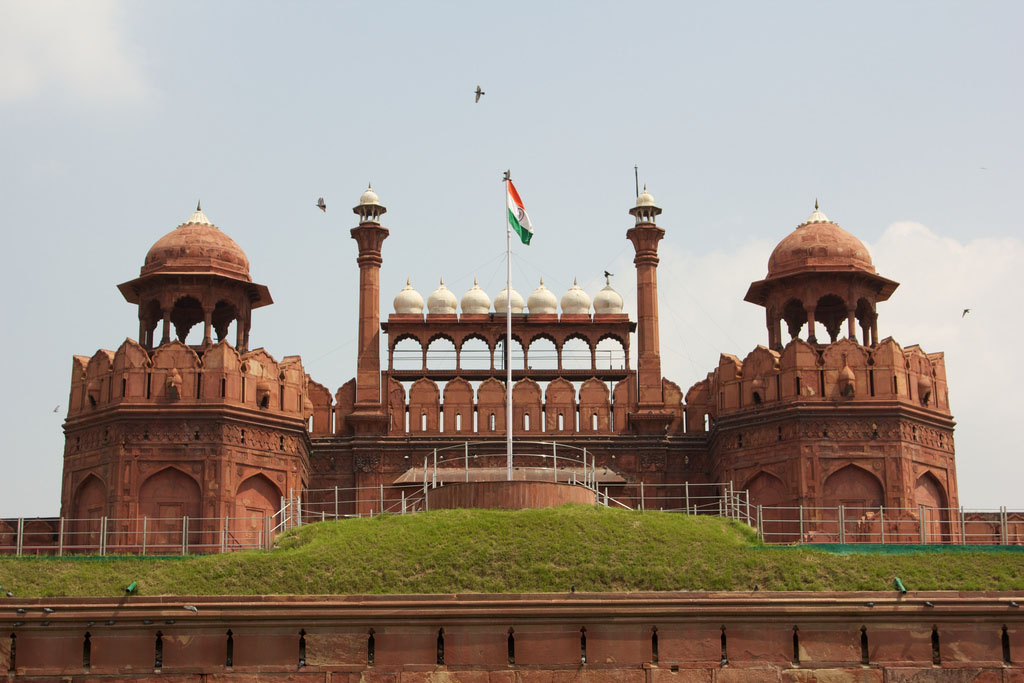 red fort12 Red Fort   Wonder of India