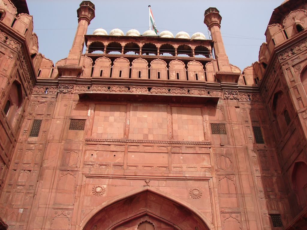 red fort2 Red Fort   Wonder of India