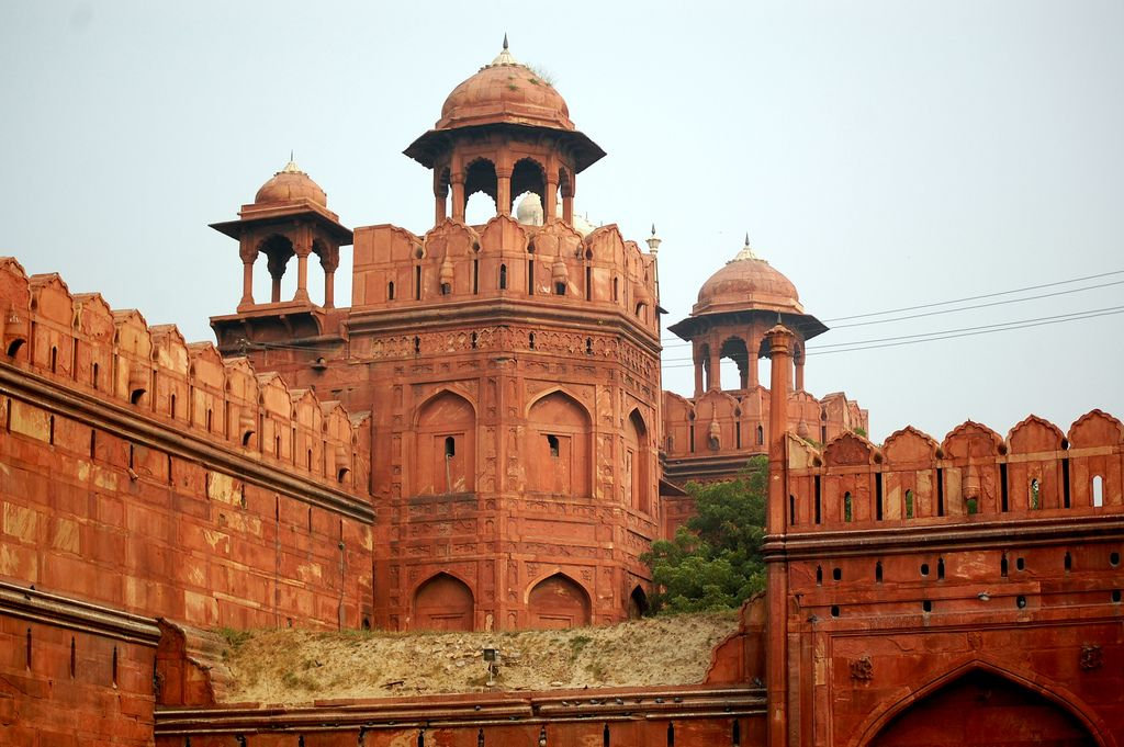 red fort3 Red Fort   Wonder of India