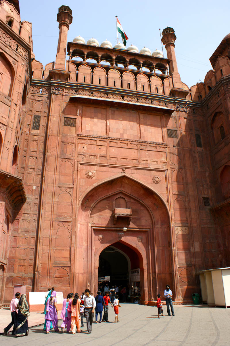 red fort4 Red Fort   Wonder of India