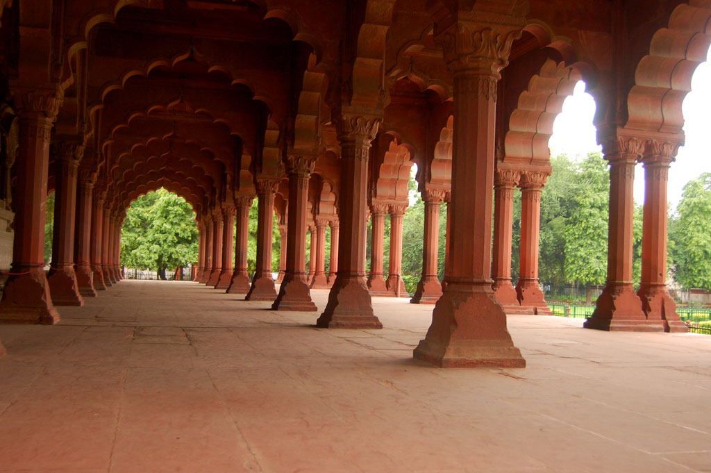 red fort7 Red Fort   Wonder of India