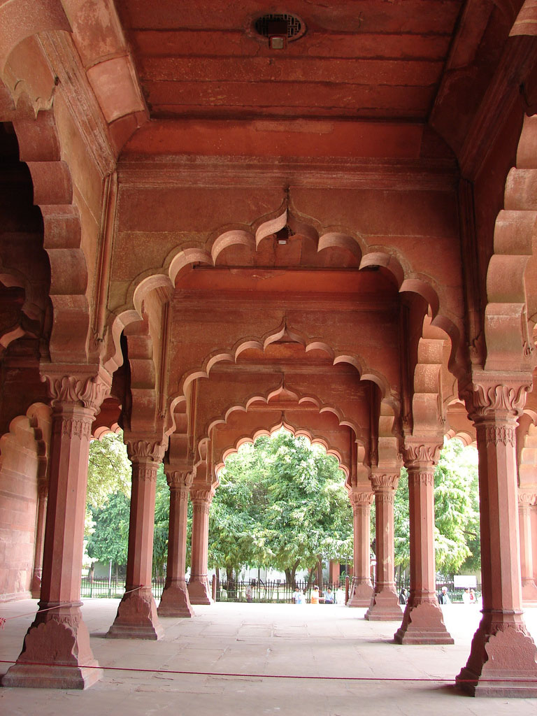 red fort8 Red Fort   Wonder of India