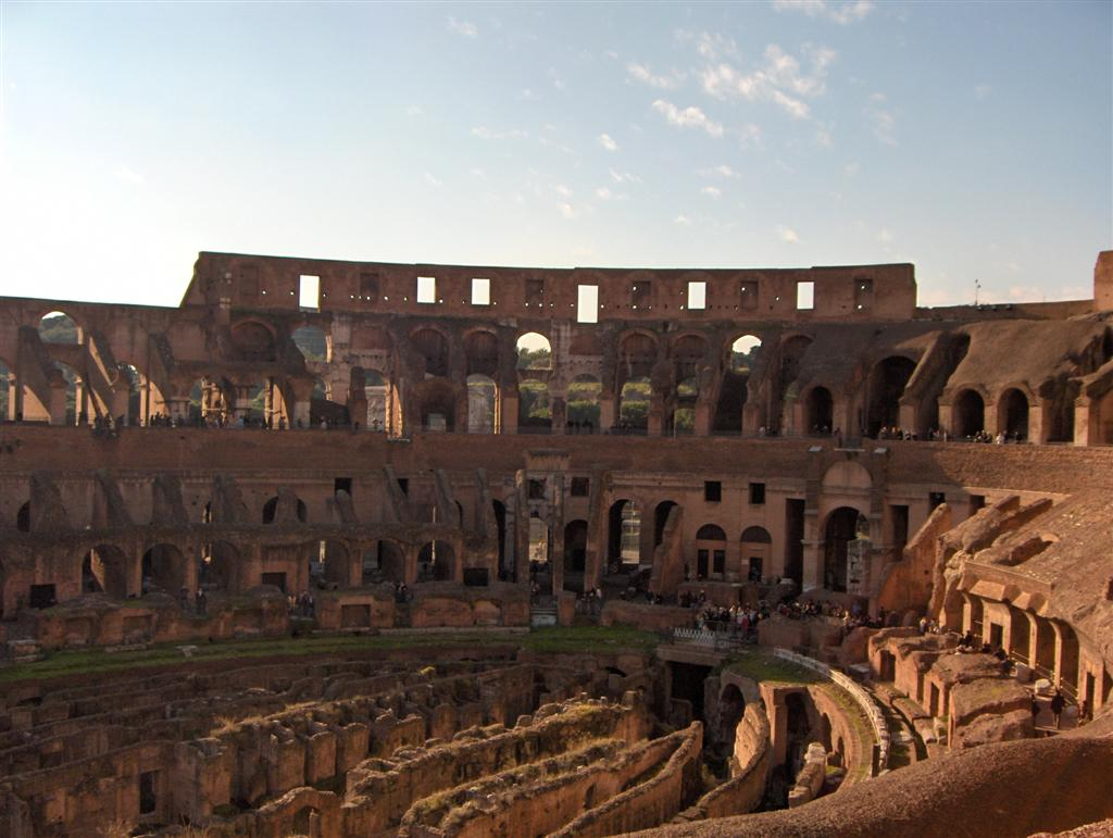 rome colosseum11 Rome Colosseum An Imposing and Beautiful Sight