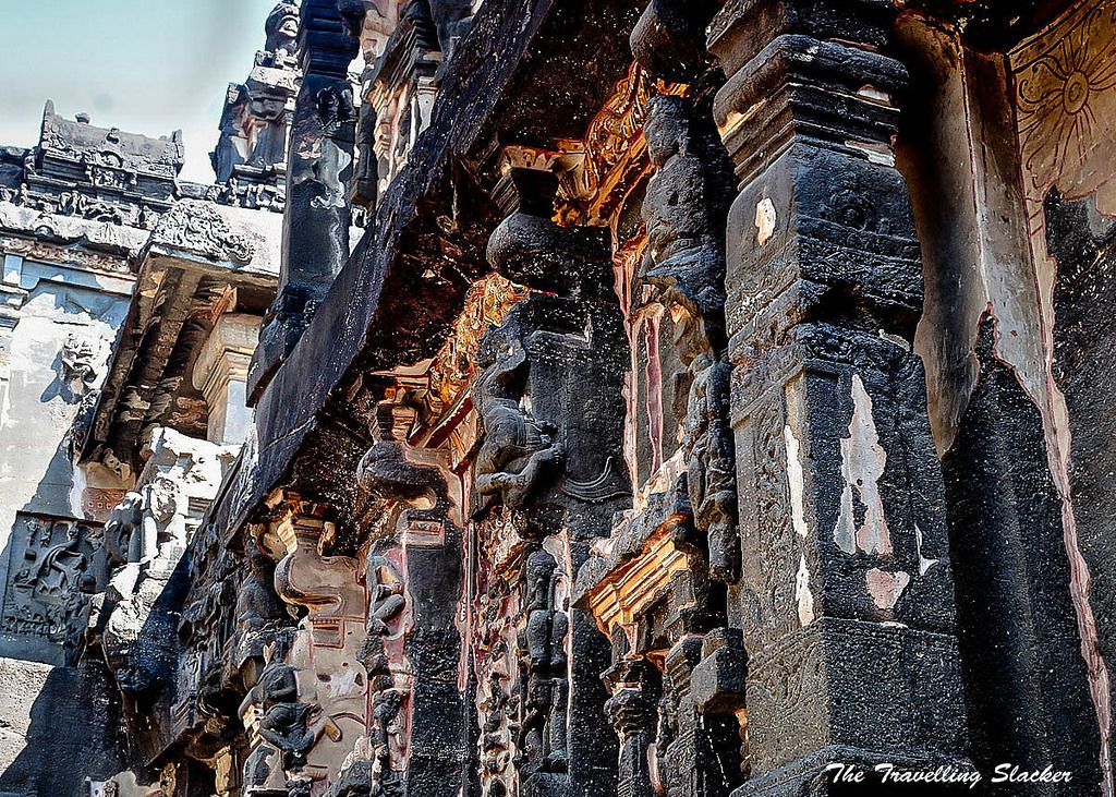 ellora caves3 Sacred Ellora Caves, India