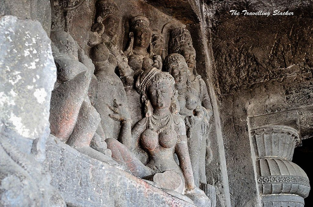 ellora caves9 Sacred Ellora Caves, India