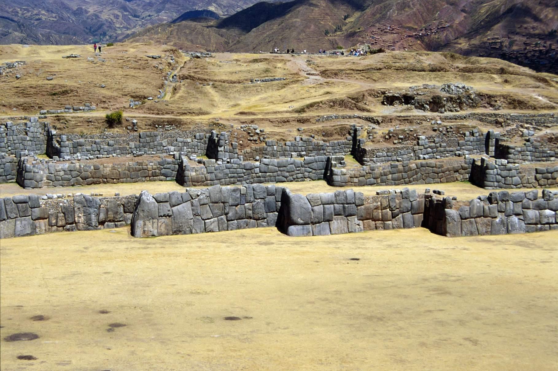 sacsayhuaman Sacsayhuaman   The Inca Ruins