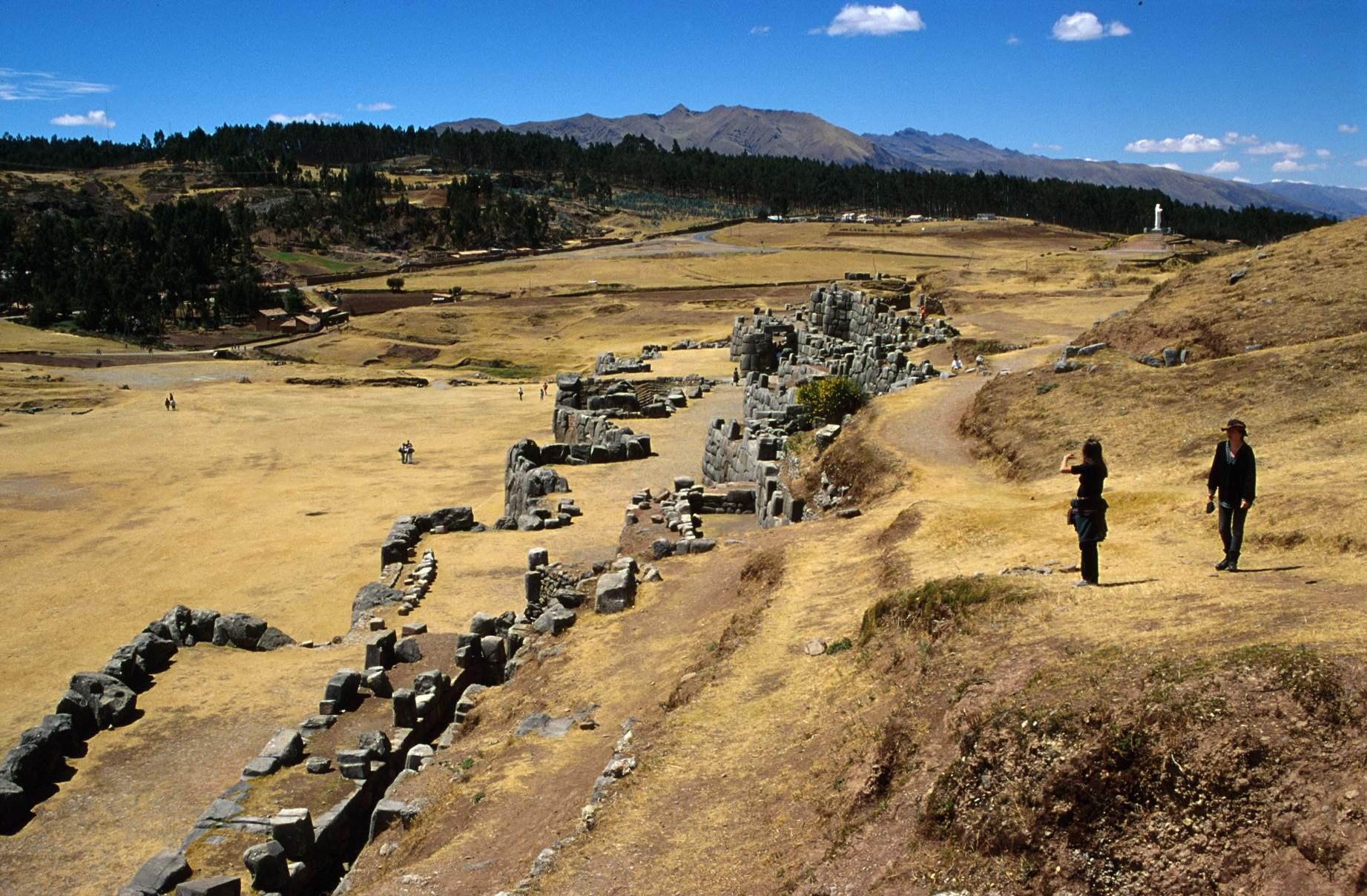 sacsayhuaman3 Sacsayhuaman   The Inca Ruins