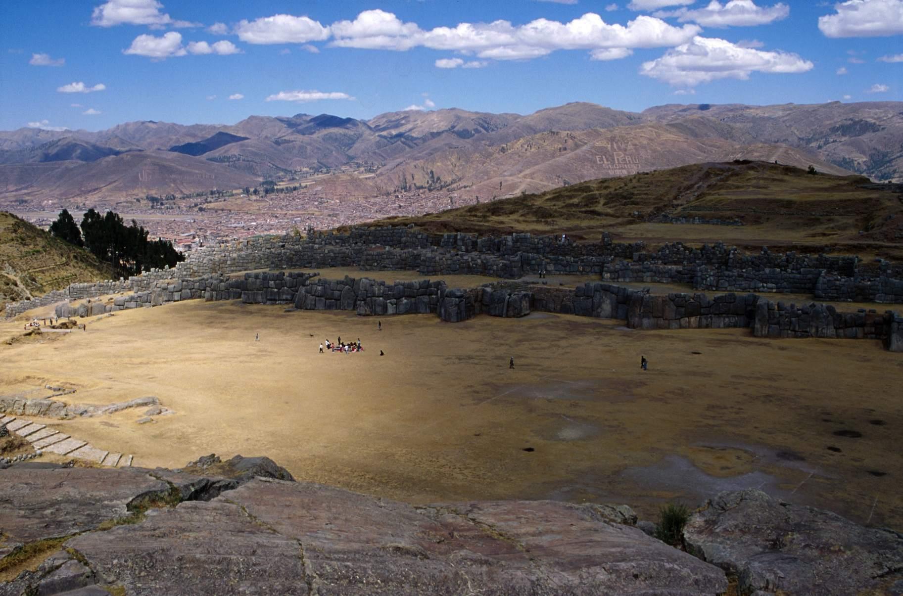 sacsayhuaman8 Sacsayhuaman   The Inca Ruins
