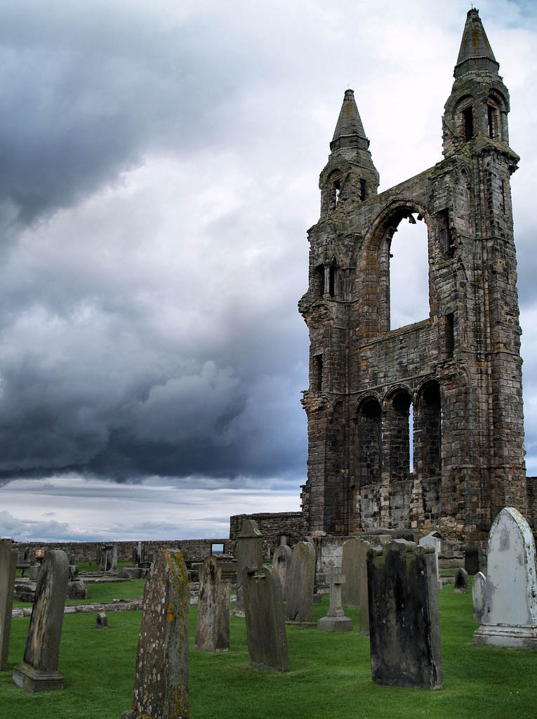 saint andrew scotland3 Saint Andrews Cathedral Ruins   Place to See in Scotland