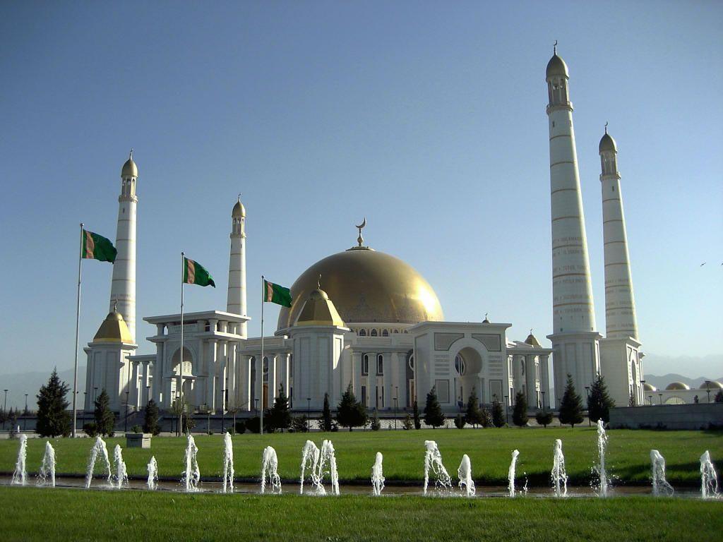 turkmenistan What to See in Turkmenistan
