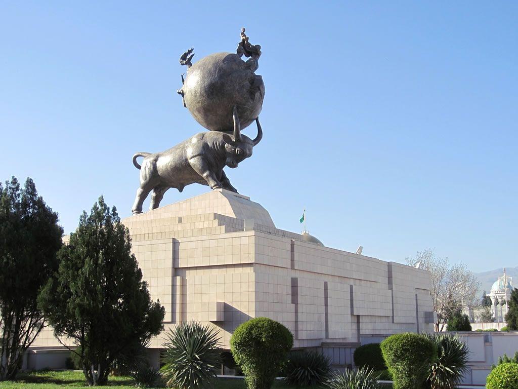 turkmenistan11 What to See in Turkmenistan