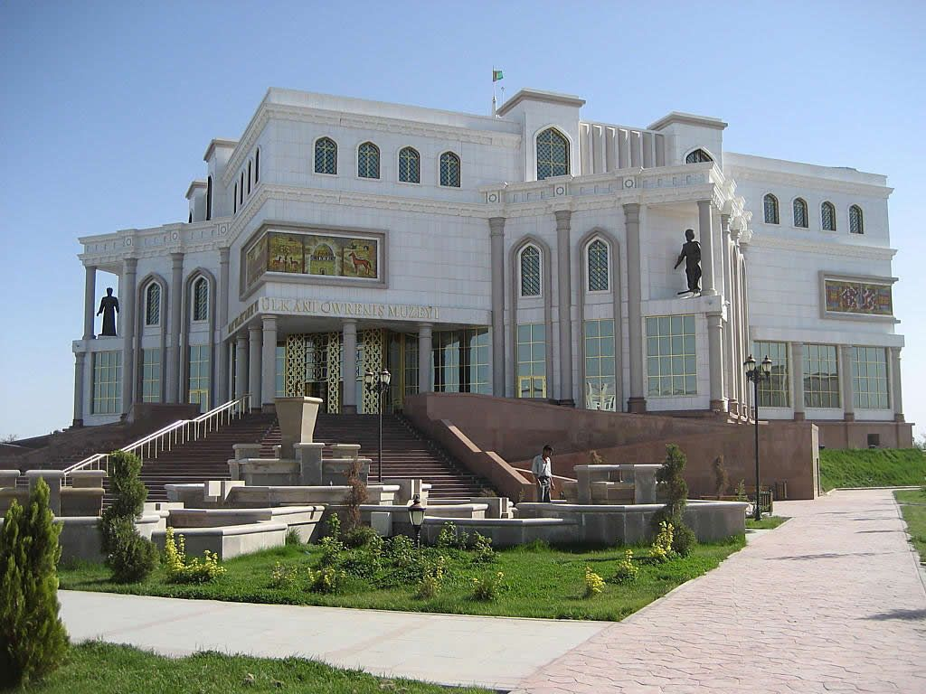 turkmenistan7 What to See in Turkmenistan