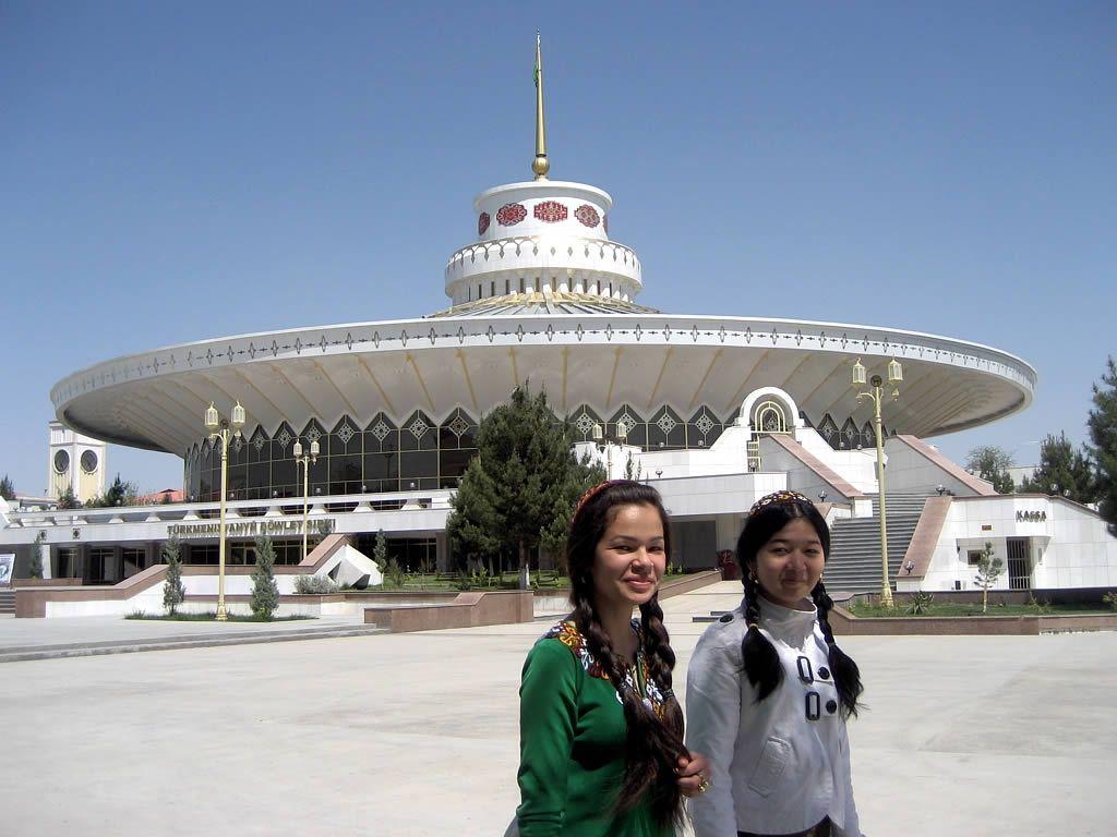 turkmenistan9 What to See in Turkmenistan