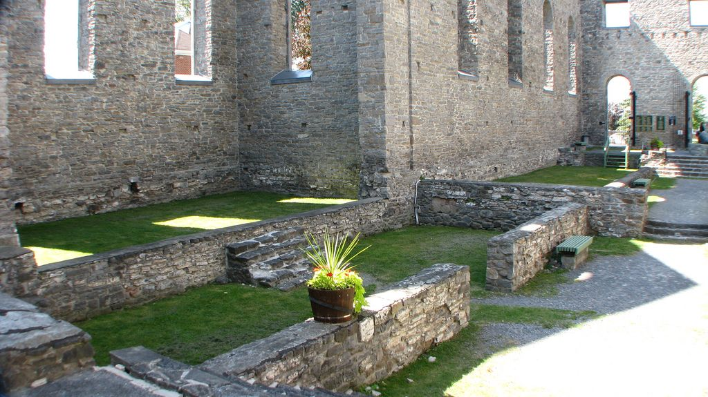 national historic site10 St. Raphaels Ruins in Ontario, Canada