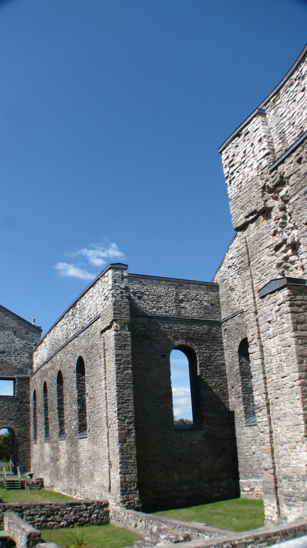 national historic site4 St. Raphaels Ruins in Ontario, Canada