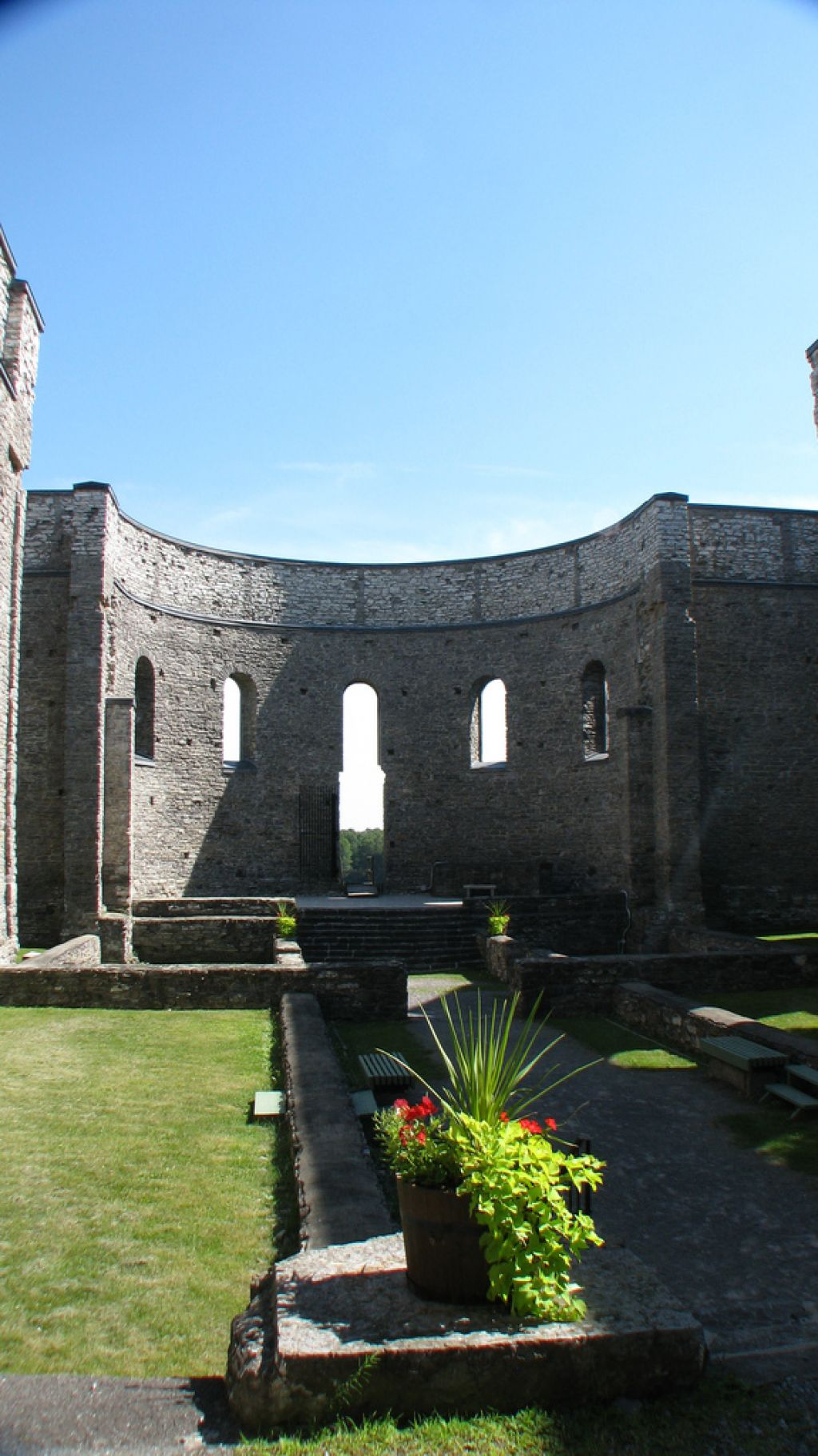 national historic site8 St. Raphaels Ruins in Ontario, Canada