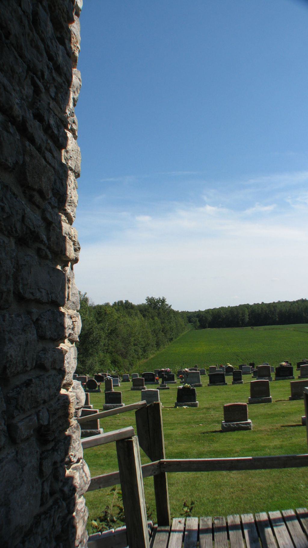 national historic site9 St. Raphaels Ruins in Ontario, Canada
