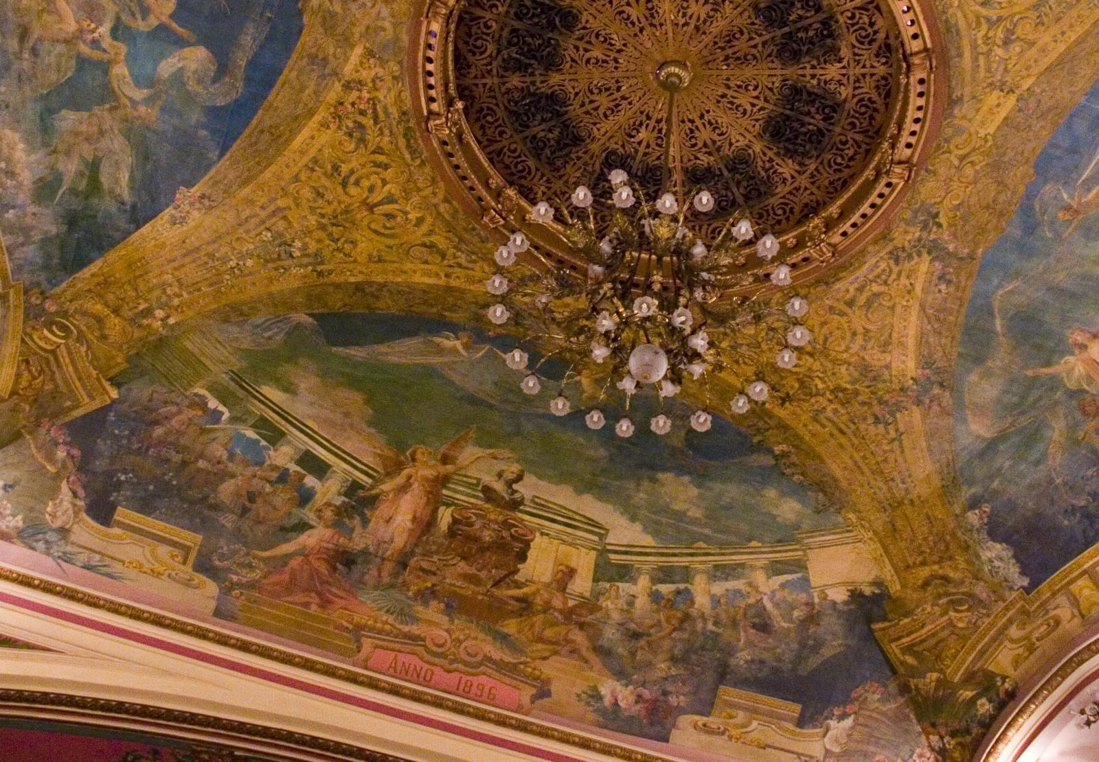teatro amazonas2 Teatro Amazonas   Opera House in the Heart of Amazonia