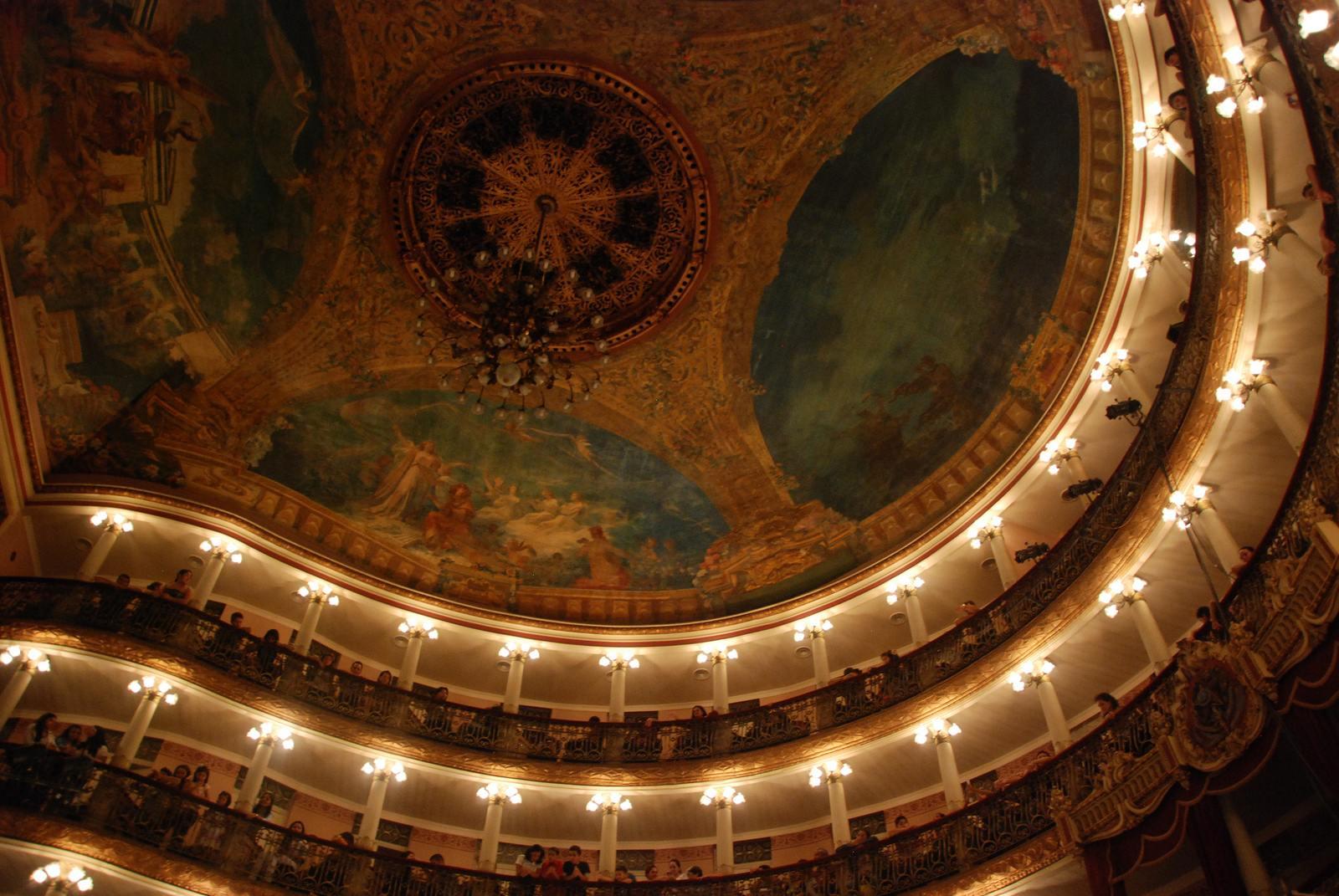 teatro amazonas3 Teatro Amazonas   Opera House in the Heart of Amazonia