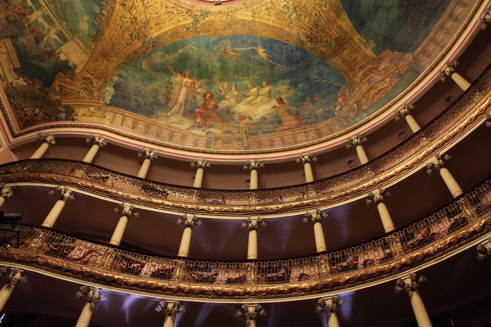 teatro amazonas4 Teatro Amazonas   Opera House in the Heart of Amazonia
