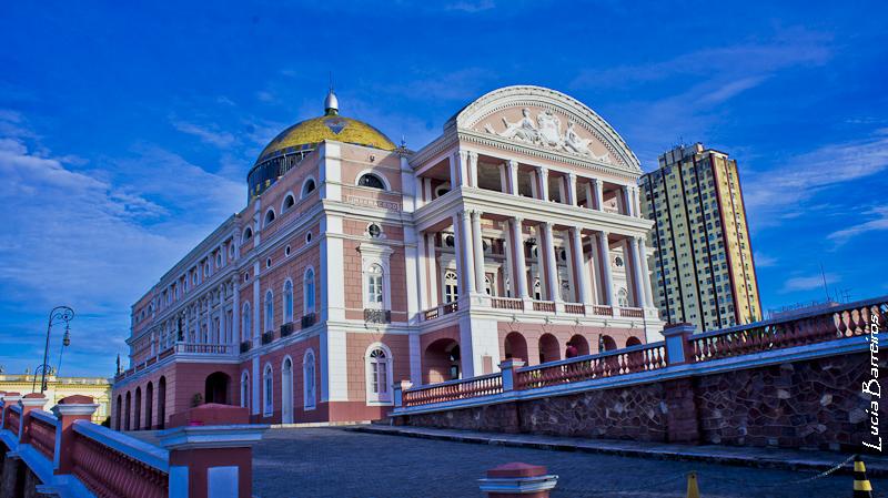 teatro amazonas5 Teatro Amazonas   Opera House in the Heart of Amazonia