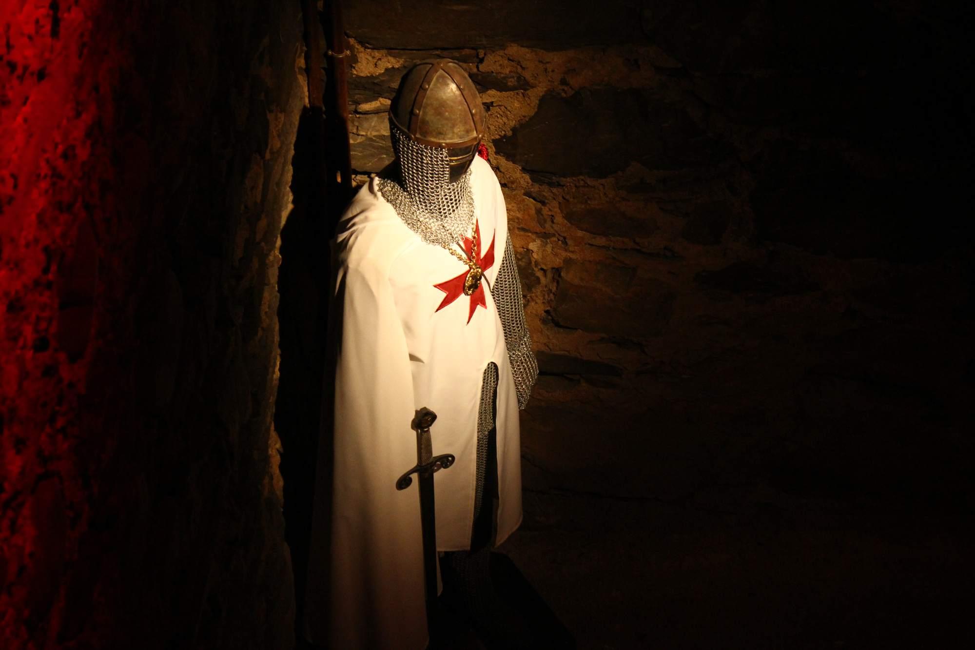 castle ponferrada14 Templar Castle of Ponferrada, Spain