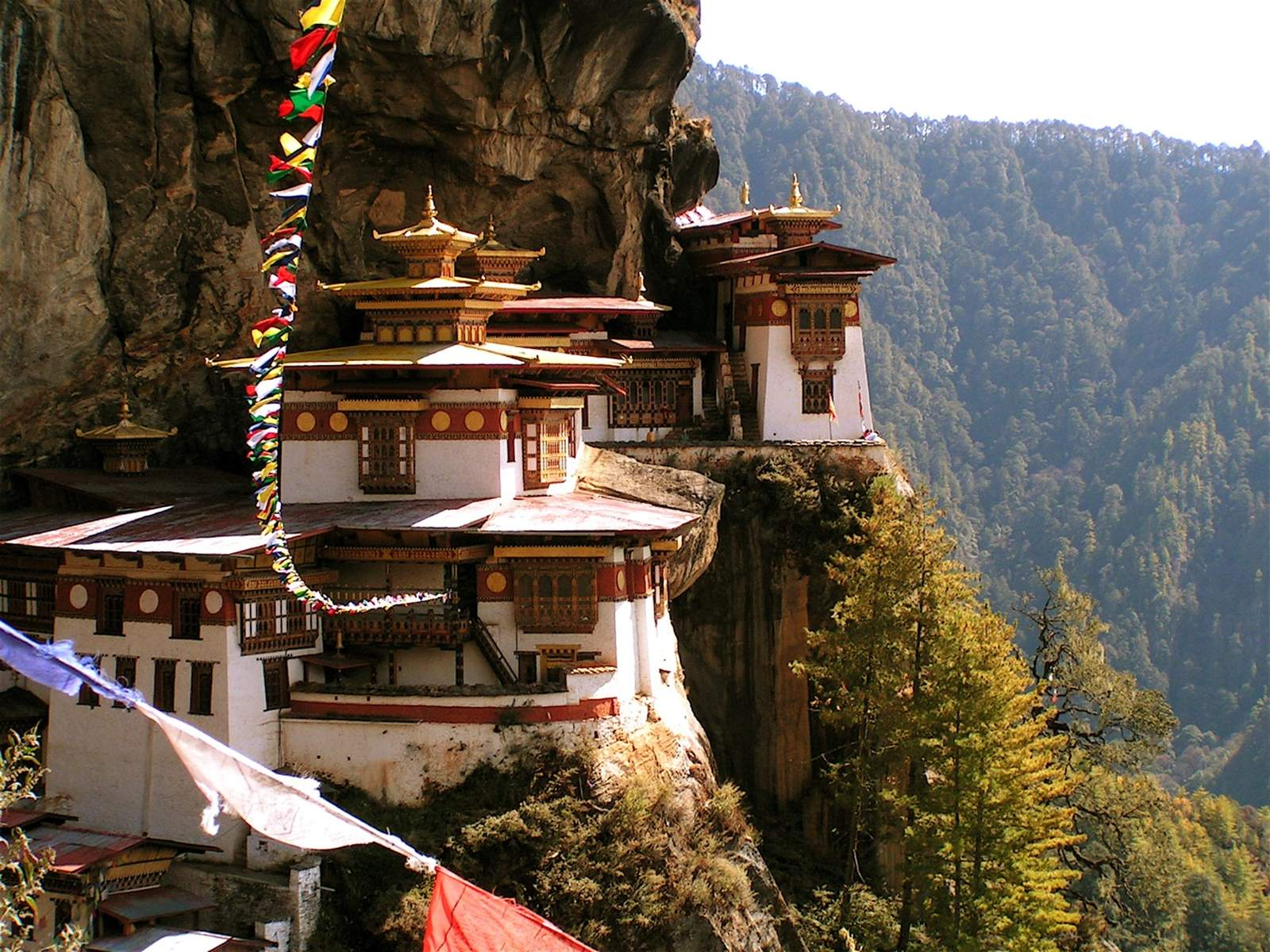taktsang2 Tigers Nest in Bhutan