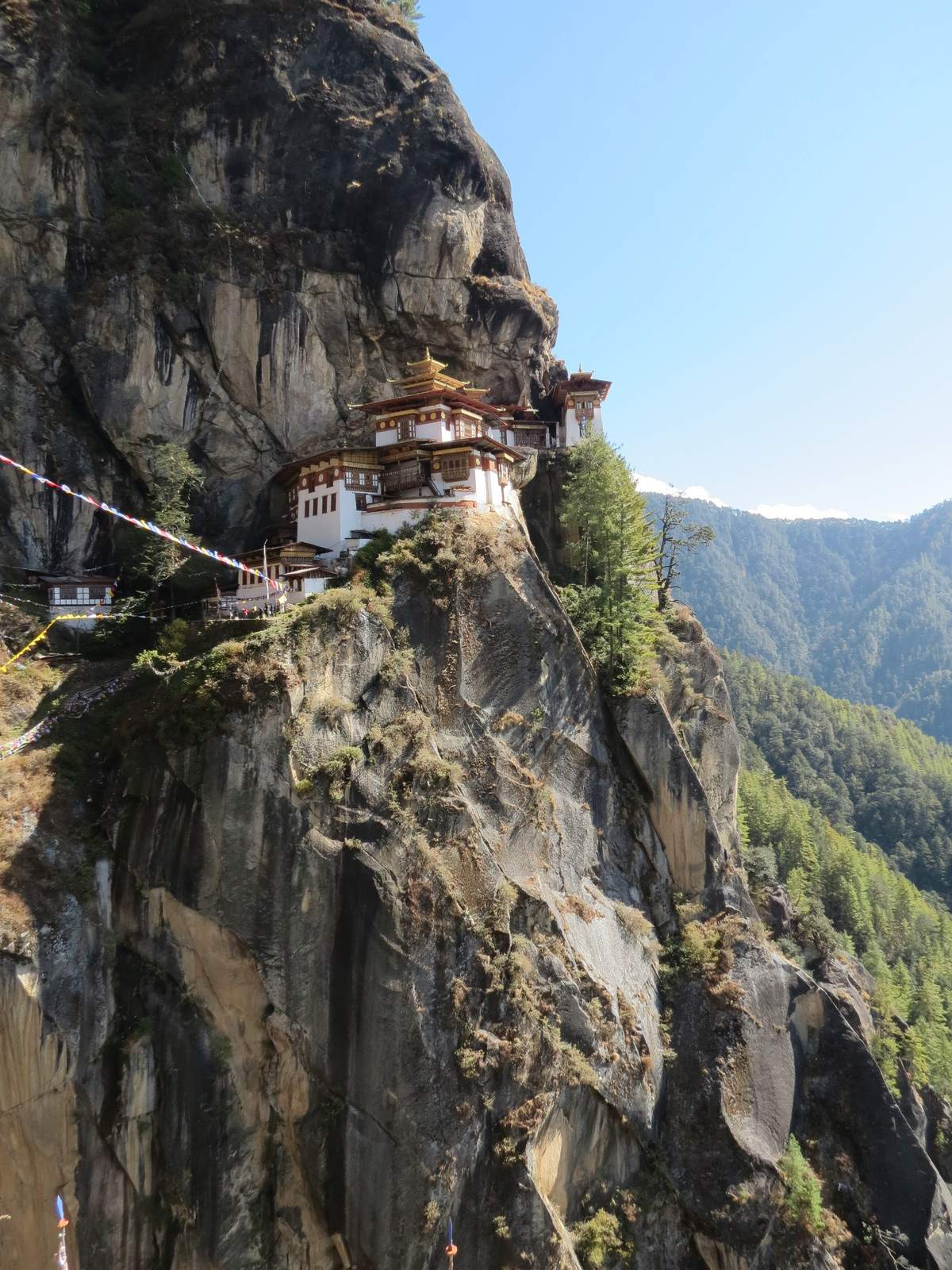 taktsang6 Tigers Nest in Bhutan