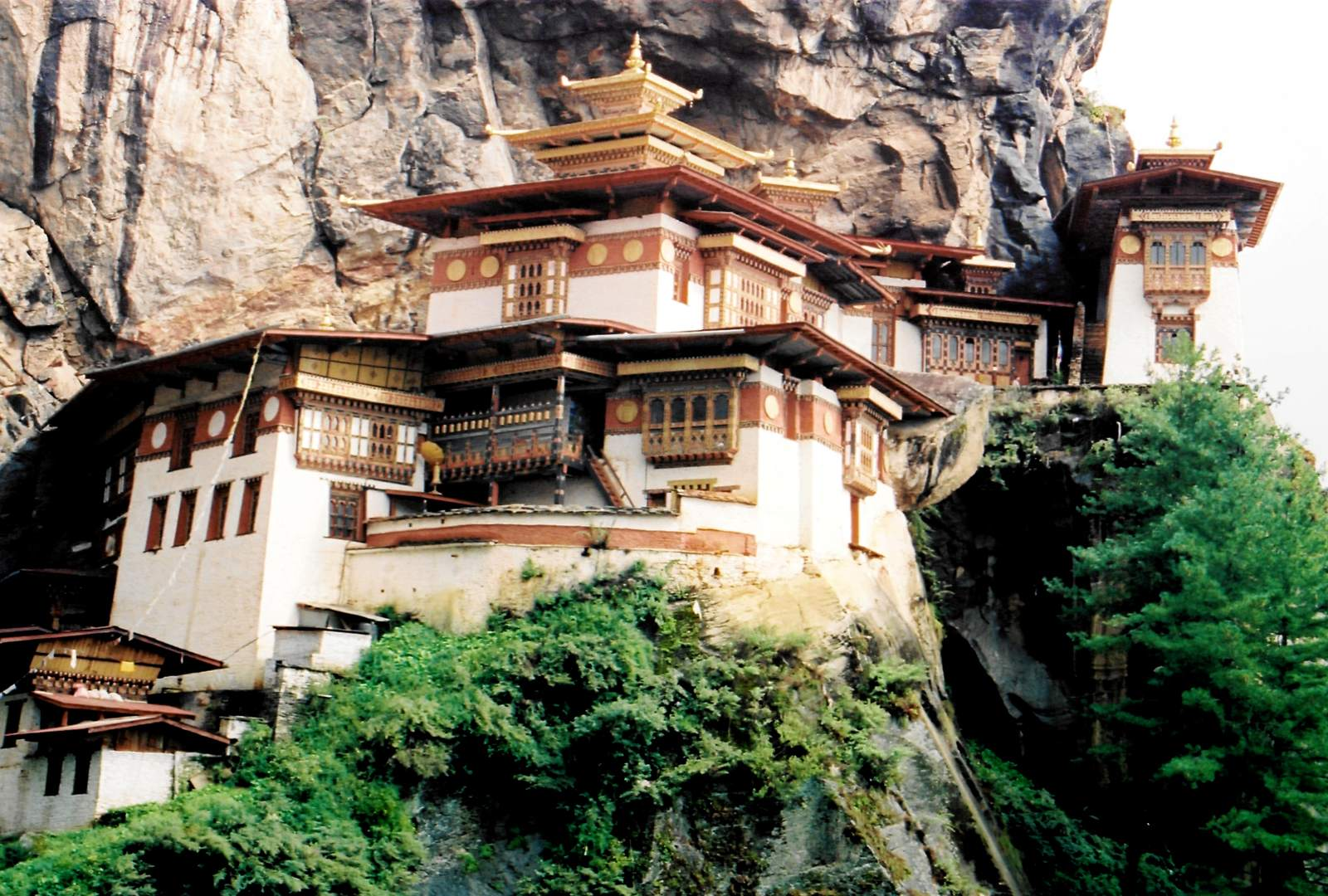 taktsang7 Tigers Nest in Bhutan