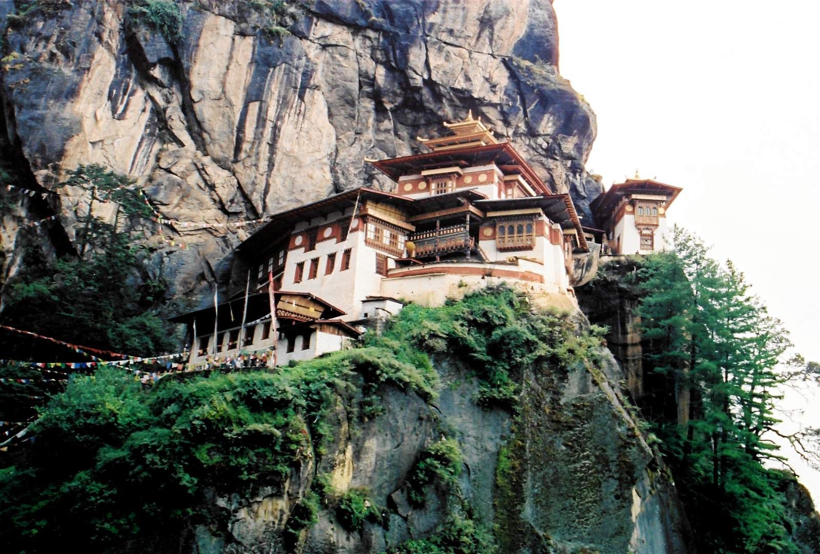 taktsang8 Tigers Nest in Bhutan