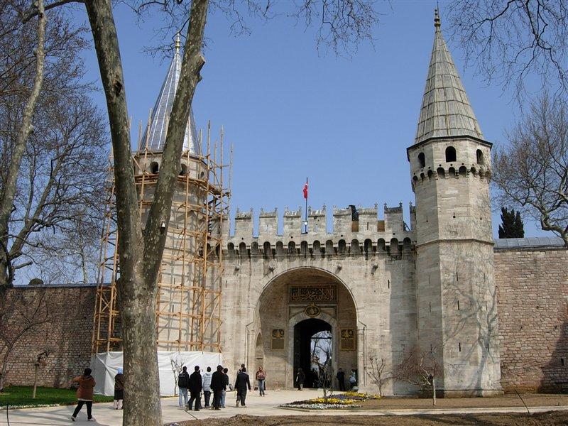 topkapi1 Topkapi Palace   Istanbul Sightseeing Tour