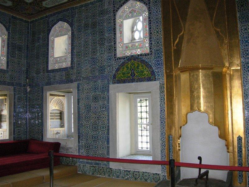 topkapi18 Topkapi Palace   Istanbul Sightseeing Tour
