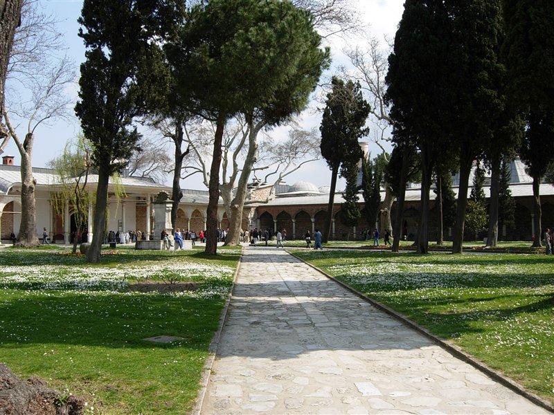 topkapi5 Topkapi Palace   Istanbul Sightseeing Tour