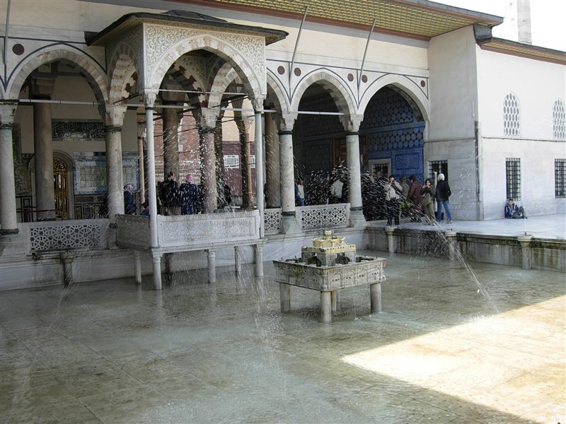 topkapi7 Topkapi Palace   Istanbul Sightseeing Tour