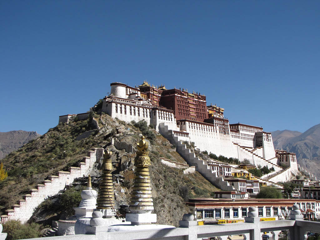 potala1 Tour of China Culture   Potala Palace, Tibet