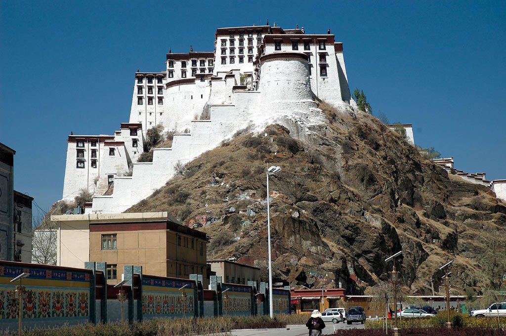 potala11 Tour of China Culture   Potala Palace, Tibet