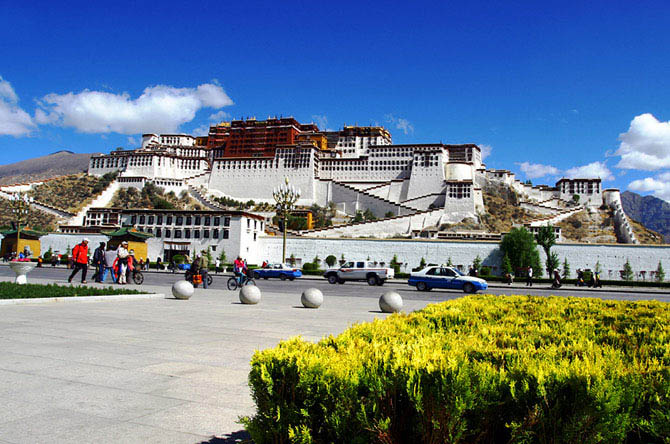 potala2 Tour of China Culture   Potala Palace, Tibet