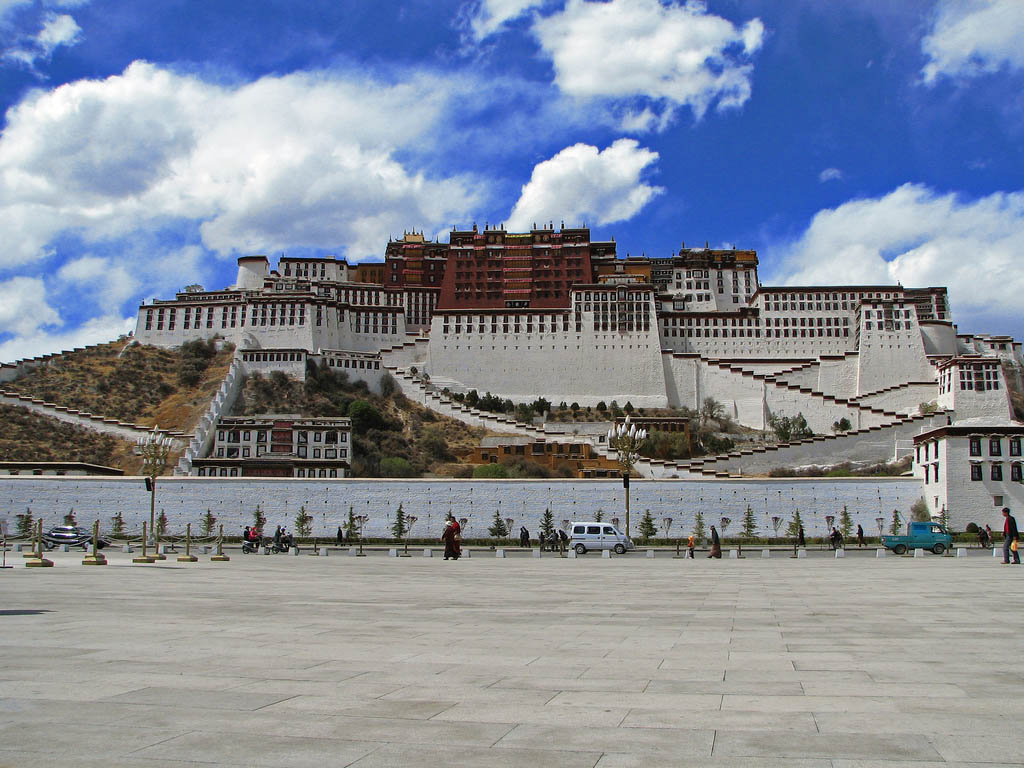 potala4 Tour of China Culture   Potala Palace, Tibet