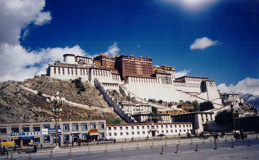 potala5 Tour of China Culture   Potala Palace, Tibet